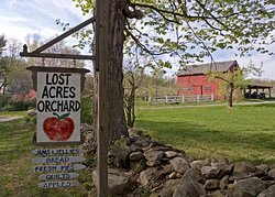Lost Acres Farm Kitchen