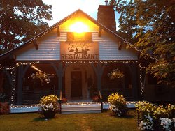 Salmon Lodge Restaurant