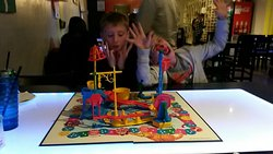 Unplugged A Board Games Cafe