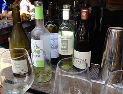 Always great wines at The Patio!