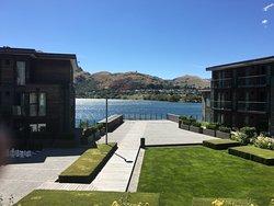 Great location on Lake Wakatipu