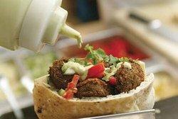 offer falafel