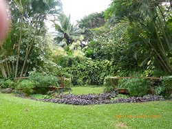 Maire Nui Botanical Gardens
