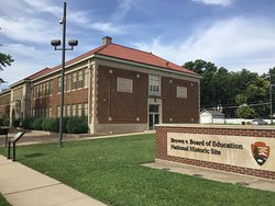Brown v. Board of Education National Historic Site
