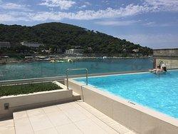 Hotel Kompas, Lapad Bay. Dubrovnik