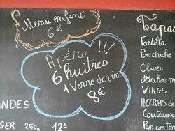 Le Vin sur Vin Chez Chantal