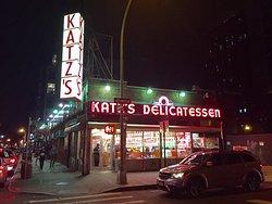 Legendary Katz's Deli. So gooood.