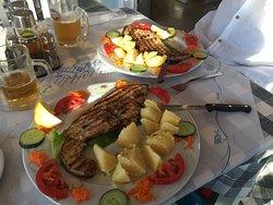 Paradise Restaurant Sidari