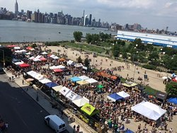 Williamsburg Smorgasburg