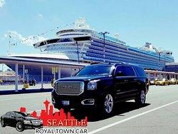 Seattle Royal Town Car