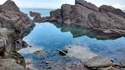 woody bay victorian pool wild swimming wow moment