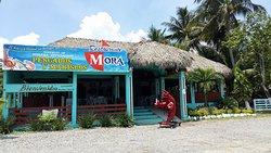 """Restaurante """" Mora """""""