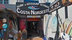 Escuela de surf Costanoroeste