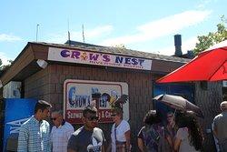 Crow's Nest Riverside Bistro