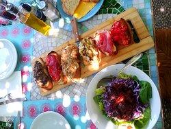 Magnifico ristorante all'italiana