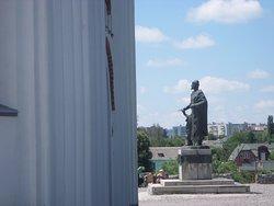 Monument to Yaroslav Mudry
