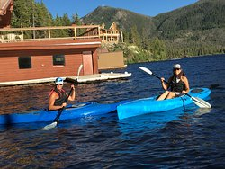 Headwaters Marina Scenic Lake Tours