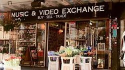Music & Video Exchange商店
