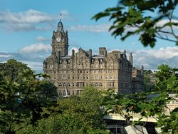 The Balmoral Hotel