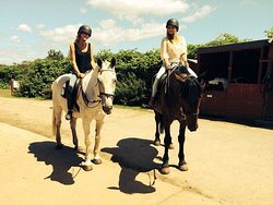Burley Manor Riding Stables