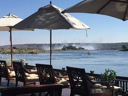 AVANI Victoria Falls Poolside Bar & Grill