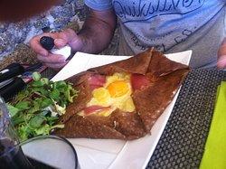 L'abricotier Restaurant-Creperie