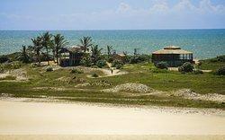 Praia Itaúnas