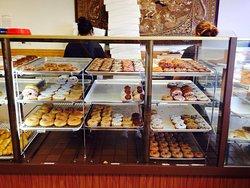 Puffy Cream Donuts Plus