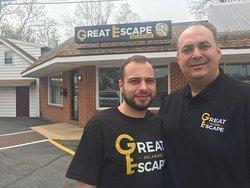Great Escape Delaware