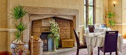 Restaurant At The Kincraig Castle Hotel