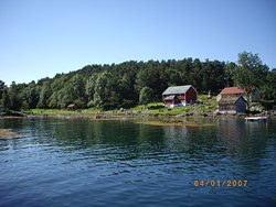 Hjertoya Island Nature Trail