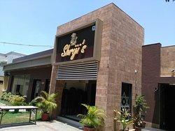 Shrijis Garden Restaurant