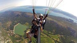 Paragliding Kvarner