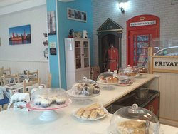 Chuspi Cake Tea Room