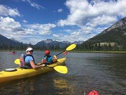 The Banff Canoe Club