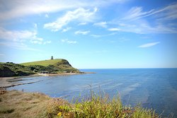 South West Coast Path - Heaven's Gate at Kimmeridge Bay