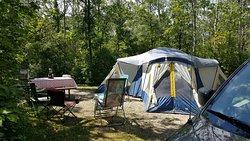 Modern Camping
