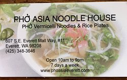 Asia Noodle House