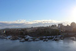 Morning View of Victoria Waterfront
