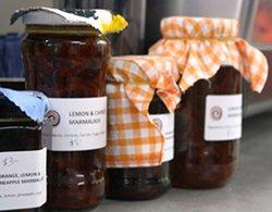 Homemade Jams & Relishes