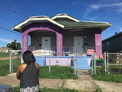 Lower 9th Ward Living Museum