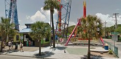 Myrtle Beach Thrill Rides
