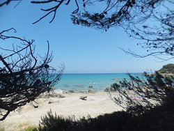 Spiaggia di Milanesi / Musculedda