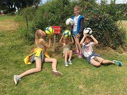 Cornwall Football Golf