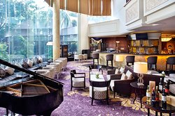 Lobby Lounge at JW Marriott Hotel Surabaya