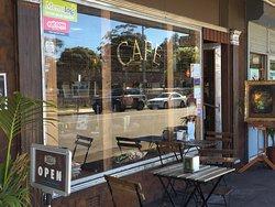 The Blend Cafe