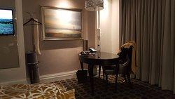 slight view of room 1811
