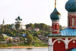 Церковь Казанской иконы Божией Матери и Спаса Преображения