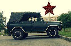 Iron Star  - Post Communist Tours