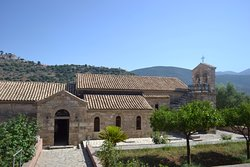 Monastery of Agios Andreas
